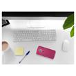 Silicone Case Moto E5 (5th Gen) matt hot pink Case Pic:4
