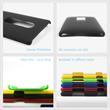 Hardcase Xperia XZ2 Premium gummiert blau Case Pic:3
