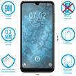 2 x Y7 Pro 2019 (Enjoy 9) Protection Film Tempered Glass clear full screen black Pic:1