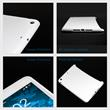 Silicone Case for Apple iPad Mini 3 2 1 matt white Pic:3