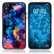 Hybrid Case iPhone Xs  Design:06 Cover
