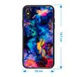 Hybrid Case iPhone Xs  Design:06 Cover Pic:1