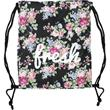 cosey - Gym bag with allover print  - Fresh flowers Pic:2