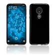 Silicone Case Moto G7 Power  black Cover