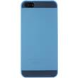 Hardcase for Apple iPhone 5 / 5s matt blue Pic:2