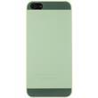 Hardcase for Apple iPhone 5 / 5s matt green Pic:2