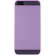 Hardcase for Apple iPhone 5 / 5s matt purple Pic:2