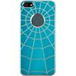 Hardcase for Apple iPhone 5 / 5s Spiderweb blue Pic:2