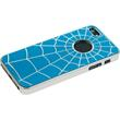 Hardcase for Apple iPhone 5 / 5s Spiderweb blue Pic:4