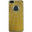 Hardcase for Apple iPhone 5 / 5s Spiderweb yellow Pic:2