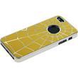 Hardcase for Apple iPhone 5 / 5s Spiderweb yellow Pic:4