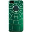 Hardcase for Apple iPhone 5 / 5s Spiderweb green Pic:2