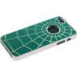 Hardcase for Apple iPhone 5 / 5s Spiderweb green Pic:4