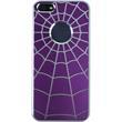 Hardcase for Apple iPhone 5 / 5s Spiderweb purple Pic:2