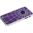 Hardcase for Apple iPhone 5 / 5s Spiderweb purple Pic:4