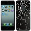 Hardcase for Apple iPhone 5 / 5s Spiderweb brown