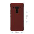 Hardcase Exodus 1 rubberized red Cover Pic:1