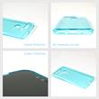Silicone Case Honor View 20 transparent turquoise Cover Pic:3