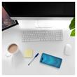 Silicone Case Honor View 20 transparent turquoise Cover Pic:4
