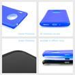 Silicone Case Mate 30 Pro matt blue Cover Pic:3