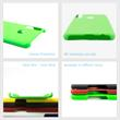 Hardcase P Smart Z rubberized red Cover Pic:3