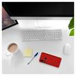 Hardcase P Smart Z rubberized red Cover Pic:4