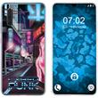Huawei P30 Silicone Case Retro Wave M4