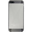 Silicone Case for Apple iPhone 5 / 5s X-Style gray Pic:2
