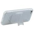 Silicone Case for Apple iPhone 5c stand function transparent Pic:4