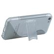 Silicone Case for Apple iPhone 5c stand function gray Pic:4