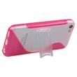 Silicone Case for Apple iPhone 5c stand function hot pink Pic:5