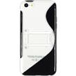 Silicone Case for Apple iPhone 5c S-Style black Pic:2