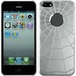 Hardcase for Apple iPhone 5 / 5s Spiderweb white