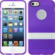 Silicone Case for Apple iPhone 5 / 5s  purple