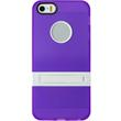 Silicone Case for Apple iPhone 5 / 5s  purple Pic:3