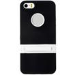 Silicone Case for Apple iPhone 5 / 5s  black Pic:3