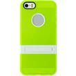 Silicone Case for Apple iPhone 5 / 5s  green Pic:3