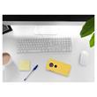 Hardcase Moto G6 gummiert gelb Case Pic:4