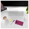 Silicone Case V40 ThinQ matt hot pink Cover Pic:4