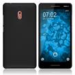 Hardcase Nokia 2.1 rubberized black Cover