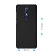Hardcase Nokia 5.1 rubberized black Cover Pic:1