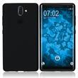 Silicone Case Nokia 8 Sirocco matt black Case