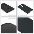 Silicone Case Nokia 8 Sirocco matt black Case Pic:3