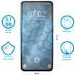 6 x Galaxy A80 Protection Film clear  Pic:1
