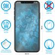 2 x iPhone Xs Max Protection Film Tempered Glass clear  Pic:1