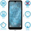 1 x Q60 Protection Film Tempered Glass clear full screen black Pic:1