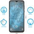 2 x Moto G8 Play Protection Film clear  Pic:1