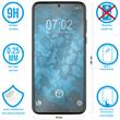 2 x Moto G8 Plus Protection Film Tempered Glass clear  Pic:1