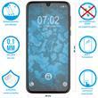2 x Moto G8 Plus Protection Film anti-glare (matte)  Pic:1