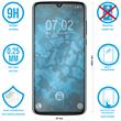 1 x Moto Z4 Protection Film Tempered Glass clear  Pic:1